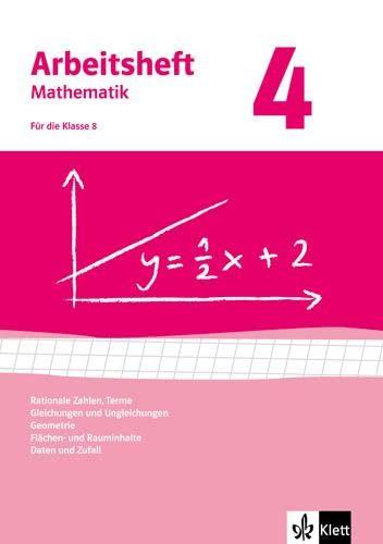 9783127468045: Arbeitshefte Mathematik 4 - Neubearbeitung. Arbeitsheft plus Lösungsheft