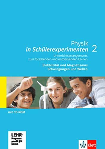 9783127594973: Physik in Schülerexperimenten. Buch