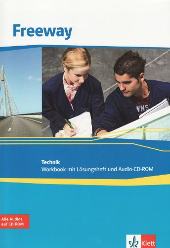 9783128000367: Freeway Technik. Workbook mit Audio-CD: Englisch fur berufliche Schulen