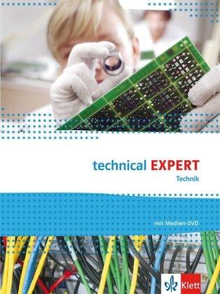 9783128001142: technical Expert Technik. Schülerbuch mit Medien-DVD