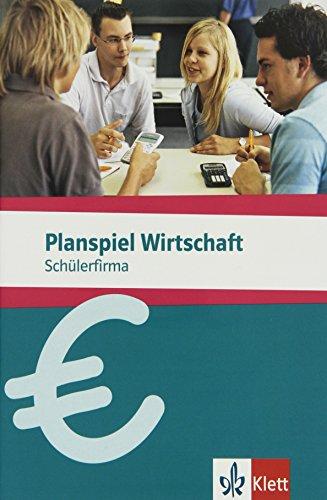 9783128004785: Planspiel Politik : Sch�lerfirma [import allemand]