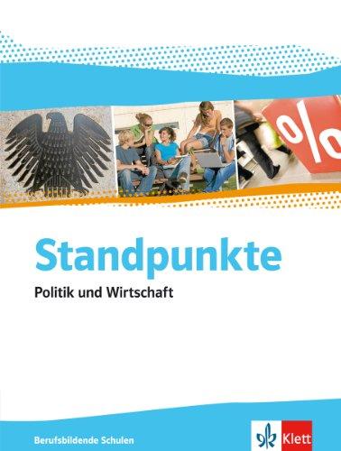 9783128004914: Standpunkte. Berufliche Schulen - Ausgabe für Niedersachsen. Schülerband