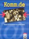 Komm.de: Deutsch und Kommunikation für berufliche Schulen.Schülerbuch.bisherige: Benzing, Michael, Hildt,