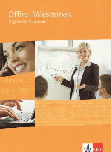 9783128082615: Office Milestones. Englisch für Büroberufe. Schülerbuch