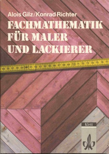 fachmathematik f r maler und lackierer by book 9783128171401 buch kaufen. Black Bedroom Furniture Sets. Home Design Ideas