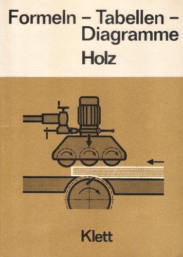 Formeln - Tabellen - Diagramme Holz