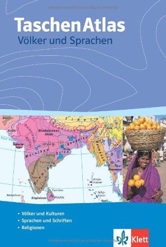 9783128281230: TaschenAtlas Völker und Sprachen