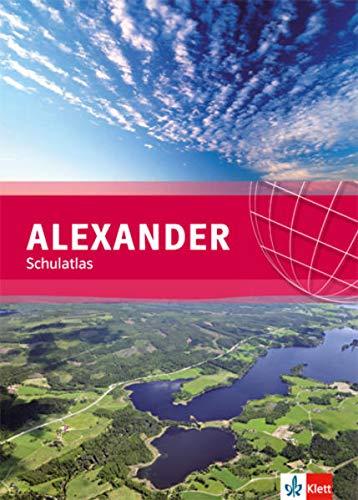9783128283418: ALEXANDER Schulatlas. Sekundarstufe I