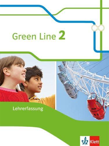 9783128342207: Green Line 2. Schülerbuch. Neue Ausgabe. (Fester Einband)
