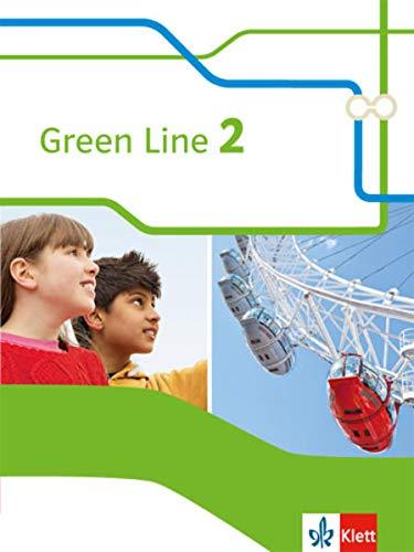 9783128342214: Green Line / Schülerbuch 6. Klasse