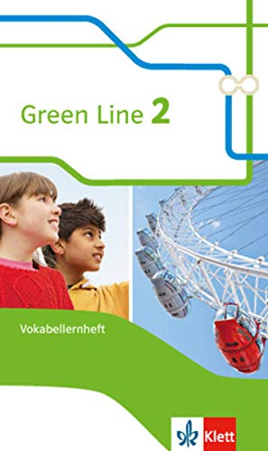 9783128342825: Green Line 2. Vokabellernheft. Neue Ausgabe