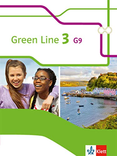 9783128542317: Green Line 3 G9. Schülerbuch. Ausgabe ab 2015. (Flexibler Einband)