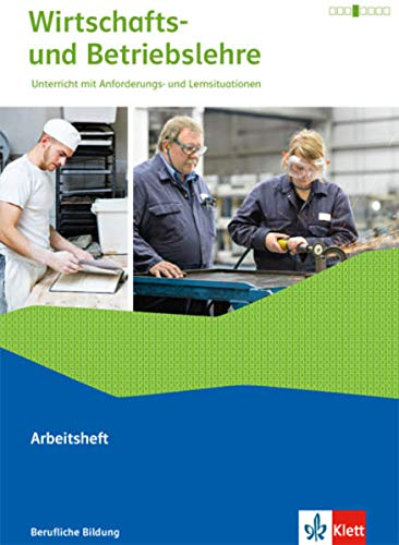 9783128835228: Wirtschafts- und Betriebslehre., Arbeitsheft