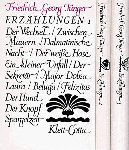 9783129040515: Erzahlungen (German Edition)