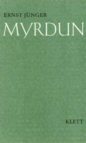 9783129041901: Myrdun: Briefe aus Norwegen