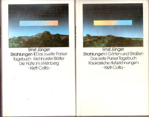 9783129043318: Strahlungen 1-2 (2 Bände)