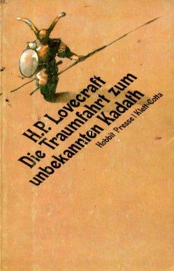 9783129049303: Die Traumfahrt zum unbekannten Kadath.. (Hobbit Presse).