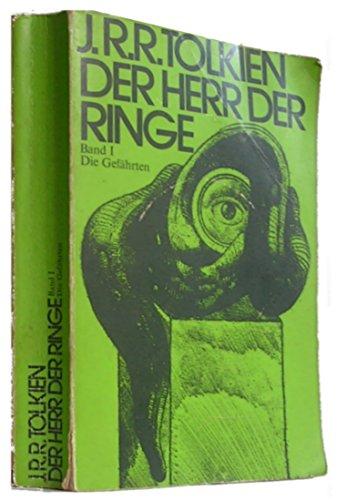 9783129081808: Der Herr der Ringe Band 1: Die Gefährten