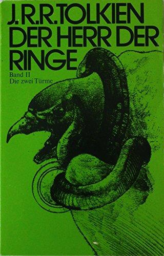 9783129081907: J.R.R. Tolkien Der Herr der Ringe Band 2 Die Zwei Türme