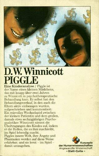 9783129084908: Piggle E. Kinderanalyse. Konzepte der Humanwissenschaften