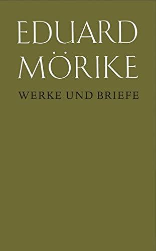 9783129092507: Eduard Mörkie, Werke und Briefe Bd. 5 Maler Nolten. Lesarten und Erläuterungen
