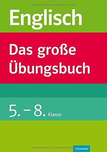 9783129200353: Englisch - Das große Übungsbuch. 5.-8. Klasse