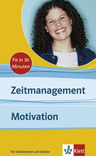 9783129202272: Zeitmanagement - Motivation. Fit in 30 Minuten