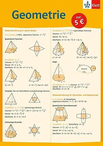 9783129203330: Auf einen Blick - Geometrie