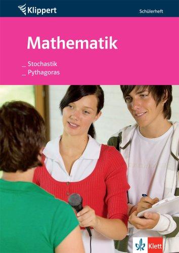 9783129210642: Mathematik, Stochastik, Pythagoras
