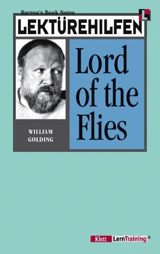 Lord of the Flies. Klett Lektürehilfen. Verf.: Golding, William: