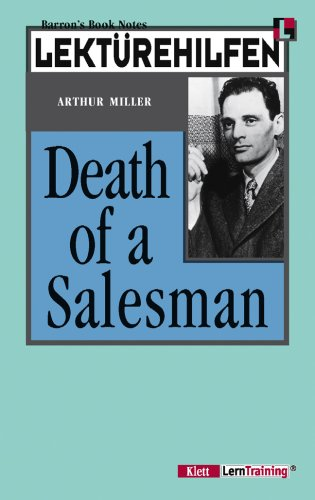 9783129222287: Lektürehilfen Miller Death of a Salesman. Materialien. (Lernmaterialien)