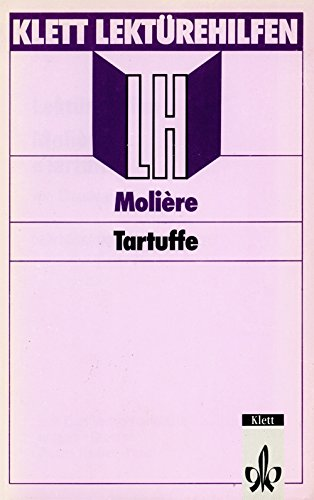 9783129224052: Lektürehilfen Molière
