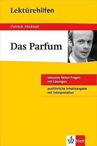 9783129230640: Lekt�rehilfen Patrick S�skind