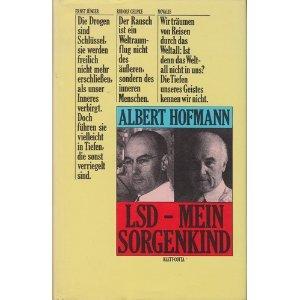 9783129236017: LSD, mein Sorgenkind (German Edition)