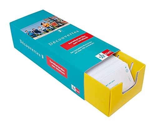 9783129240199: Découvertes 3. Vokabel-Lernbox zum Schülerbuch