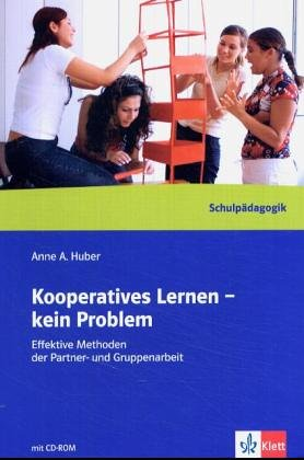 9783129244388: Kooperatives Lernen - kein Problem. Effektive Methoden der Partner- und Gruppenarbeit