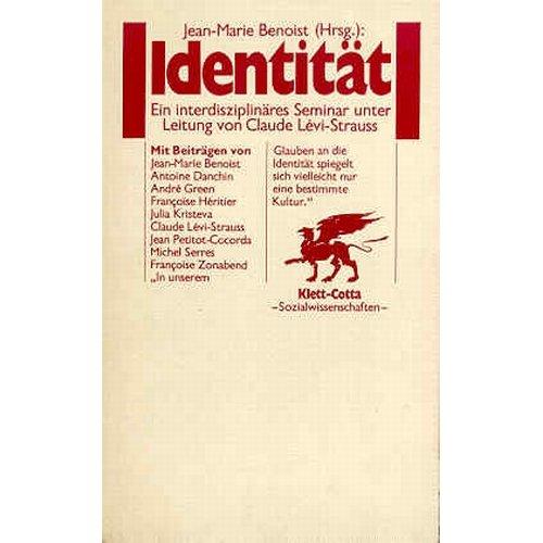 9783129248805: Identität. Ein interdisziplinäres Seminar unter Leitung von Claude Lévi-Srauss