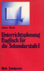 9783129255810: Unterrichtsplanung Englisch für die Sekundarstufe I.