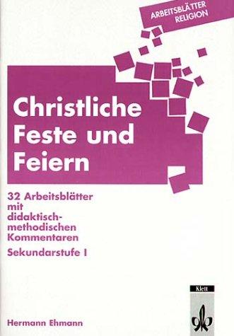 Christliche Feste Und Feiern 32
