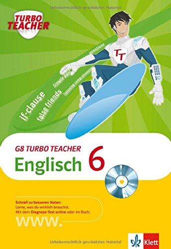 9783129271896: G8 Turbo Teacher Englisch. 6. Schuljahr