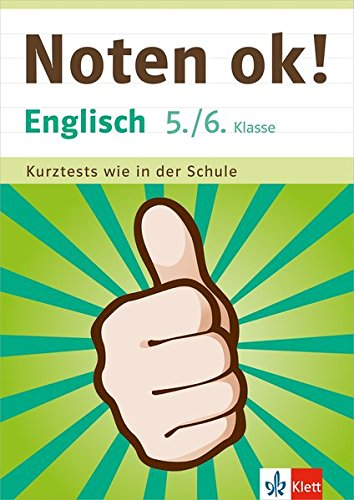 9783129272930: Klett Noten ok! Englisch 5./6. Klasse