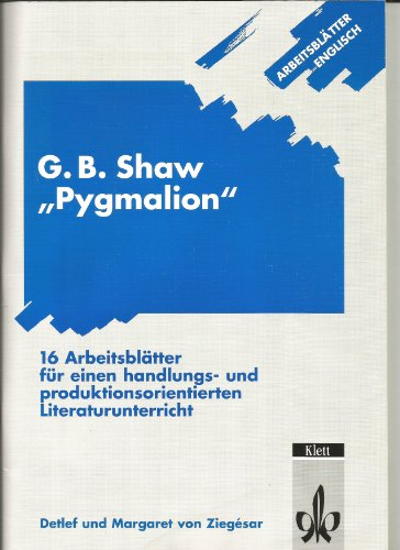 9783129278925: G. B. Shaw