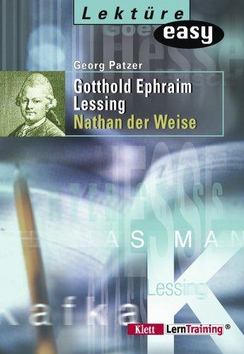 9783129280959: Lektüre easy, Nathan der Weise
