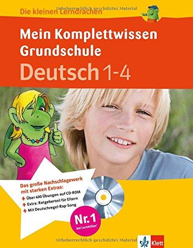 9783129292198: Mein Merkwissen Grundschule - Deutsch. 1.-4. Schuljahr: Das komplette Grundschul-Wissen