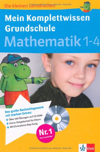 9783129292259: Mein Merkwissen Grundschule - Mathematik. 1.-4. Schuljahr: Das komplette Grundschul-Wissen