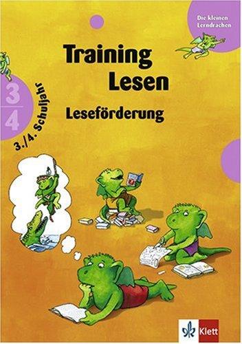 9783129294338: Training Lesen. Leseförderung 3./4. Schuljahr.