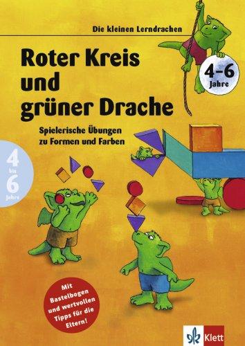 9783129294680: Roter Kreis und grüner Drache