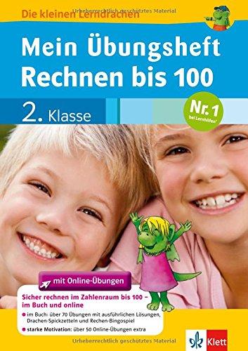 9783129297773: Mein �bungsheft Rechnen bis 100. 2. Klasse