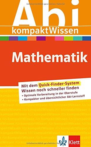9783129299975: AbiWissen kompakt Mathematik