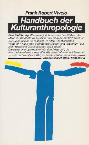 9783129383209: Handbuch der Kulturanthropologie. Eine grundlegende Einführung